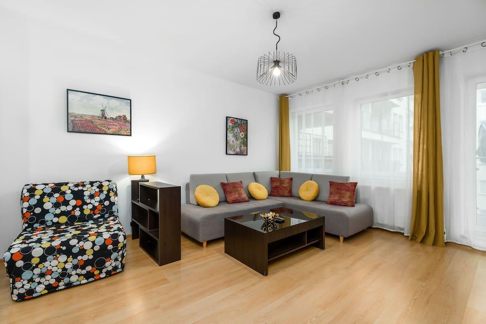 Apartament standardowy - Powierzchnia mieszkalna