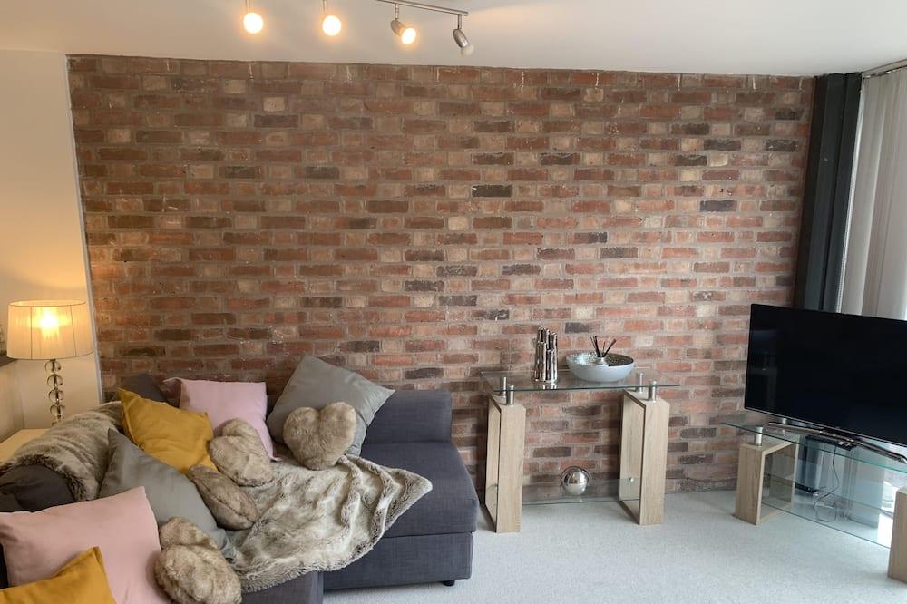 Premier Apartment - Ruang Tamu