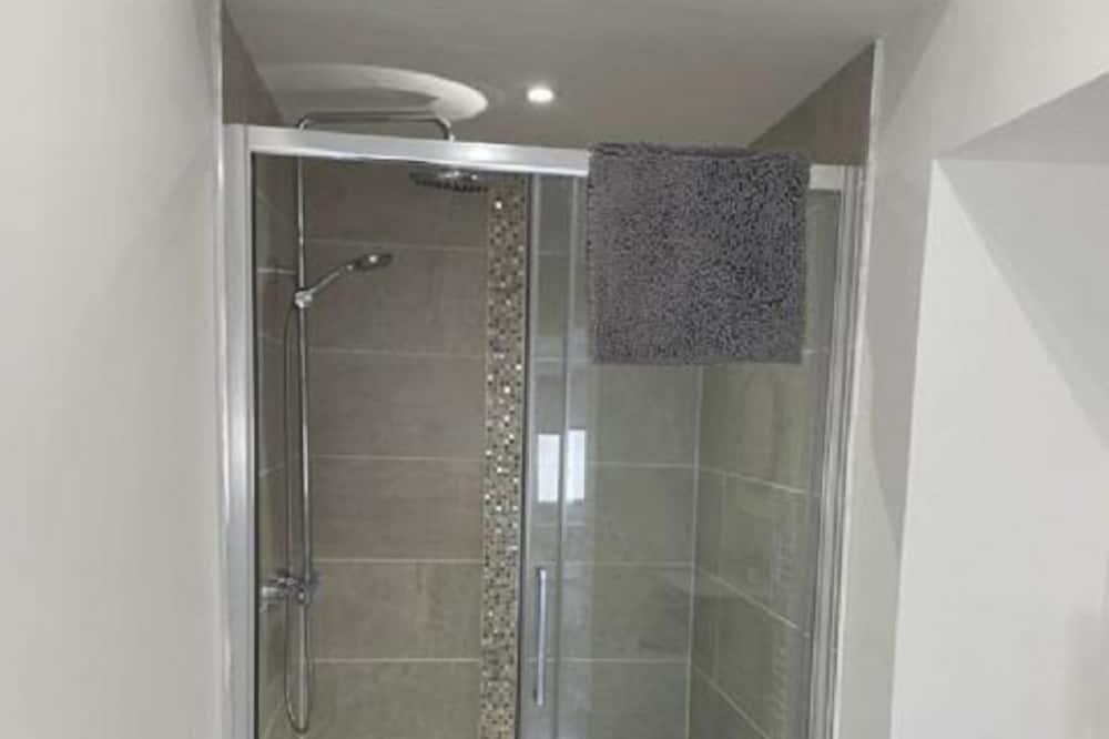Superior-Apartment, eigenes Bad - Badezimmer