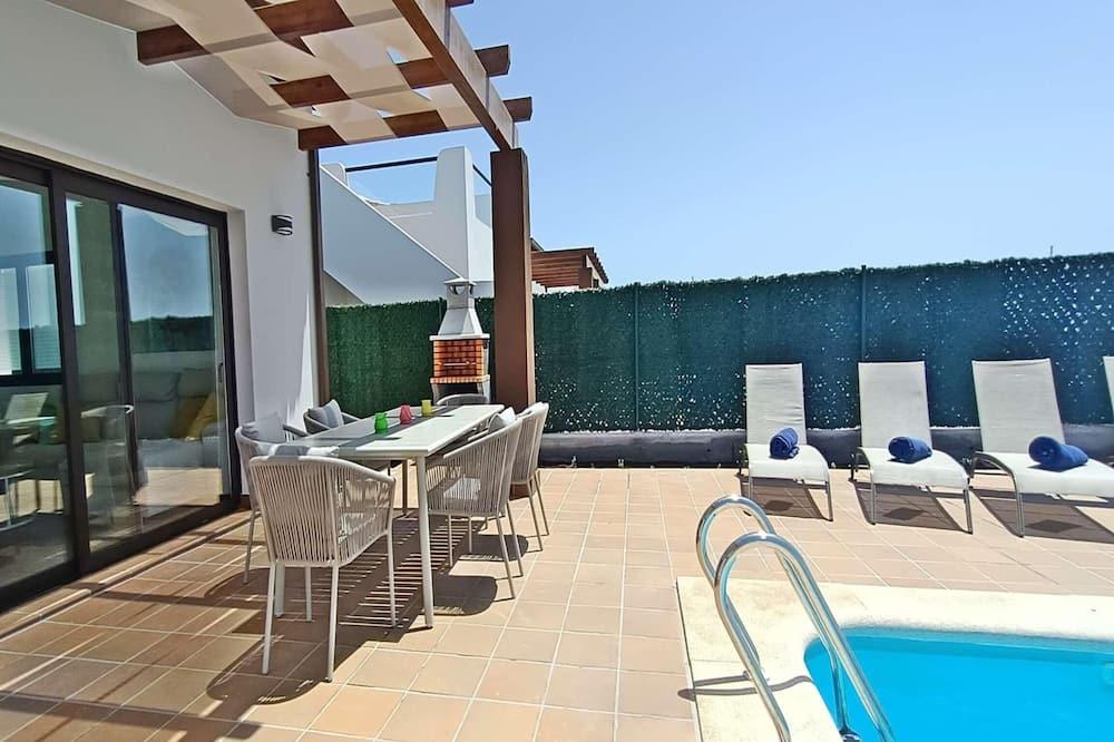 Villa (Angela) - Balcony
