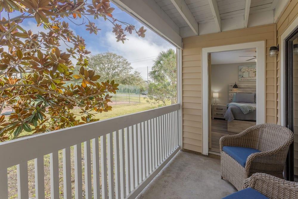 Apartment, 2 Bedrooms, 2 Bathrooms - Balcony