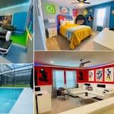 Maison, 5 chambres - Piscine