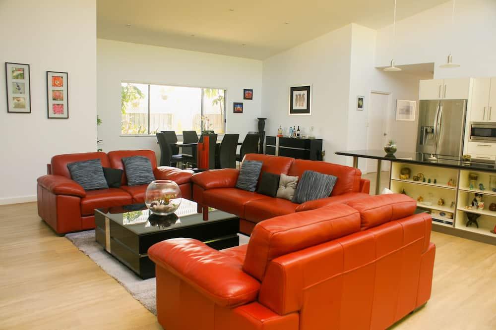 Familienhaus - Wohnbereich