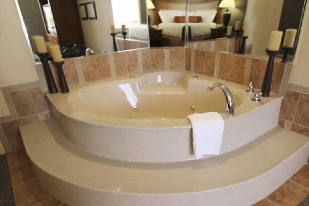 Appart'hôtel (PB Oct 8th-11th, 1Ema, Lincoln) - Salle de bain