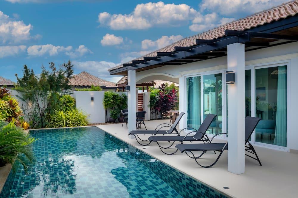 Classic Βίλα - Ιδιωτική πισίνα