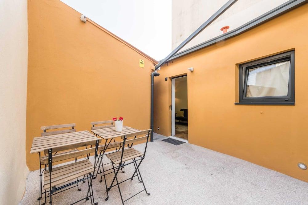 Basic Apart Daire, 2 Tek Kişilik Yatak - Balkon