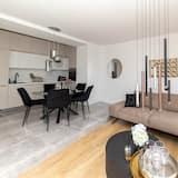 Apart Daire (A1) - Oturma Odası