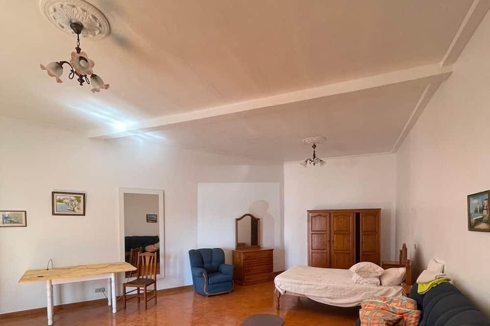 Апартаменти, 1 ліжко «квін-сайз» - Вітальня