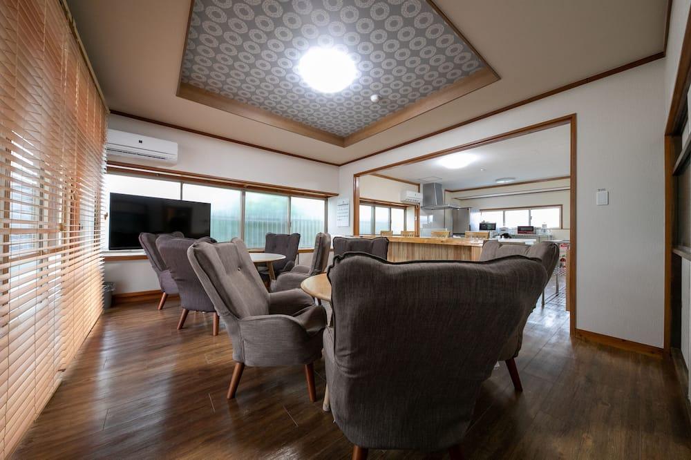 Kuća, za nepušače (Meisekino Kakureyado Housen) - Dnevni boravak