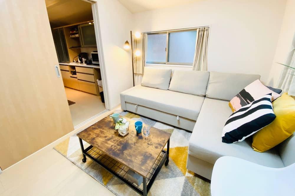 Dom o podstawowym wyposażeniu, dla niepalących - Powierzchnia mieszkalna