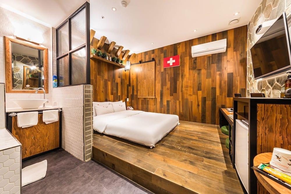 Premium-huone - Vierashuone