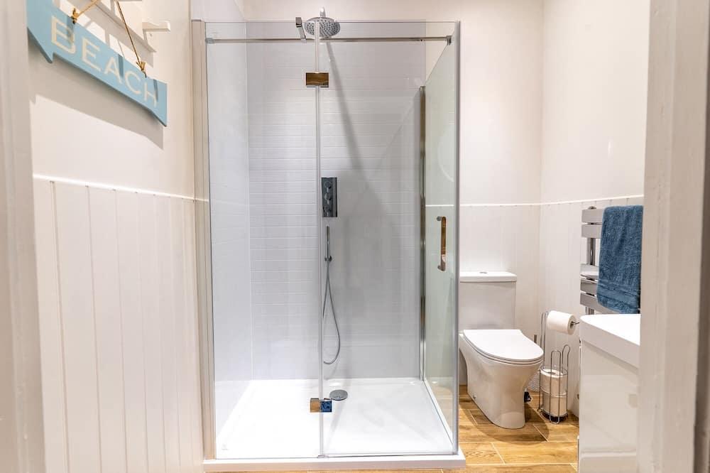 Huoneisto, Oma kylpyhuone, Merinäköala (Stowaway's) - Kylpyhuone