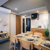 Standard Δωμάτιο, 2 Υπνοδωμάτια, Μη Καπνιστών (Theater Suite) - Περιοχή καθιστικού