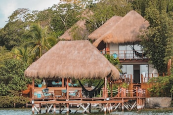 Picture of Khaban Bacalar Hotel Boutique in Bacalar