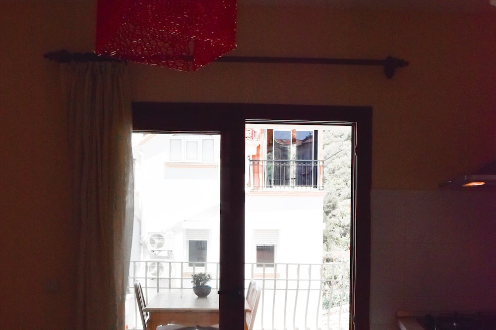 Standard Apart Daire - Balkon