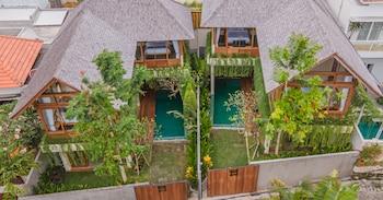 Gambar Anandathu Villas di Canggu