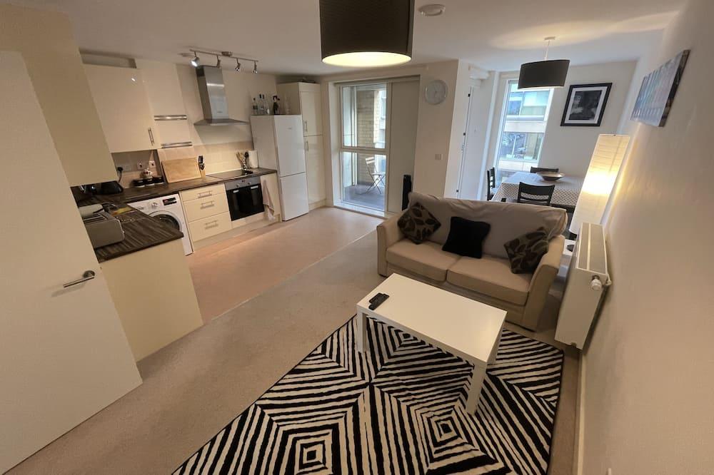Luxury Brand New 6ppl Apartment, Cambridge Station