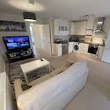 Luxury Apartment, Multiple Beds - Living Room