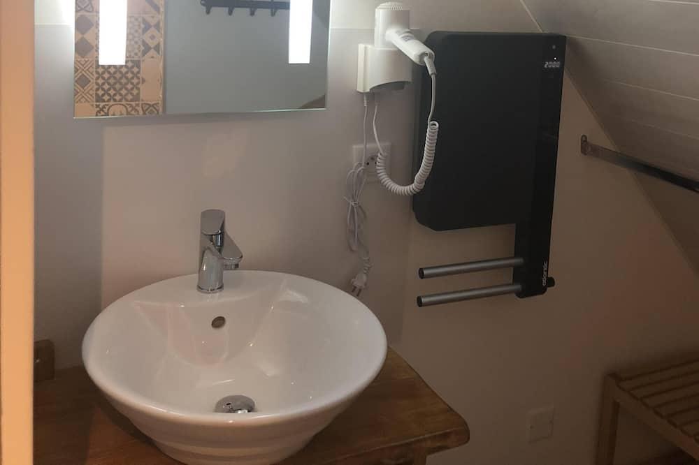 Superior Loft, Ensuite, Mountain View (La grange 3) - Bathroom
