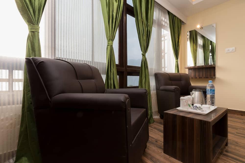 Executive King Room - Powierzchnia mieszkalna