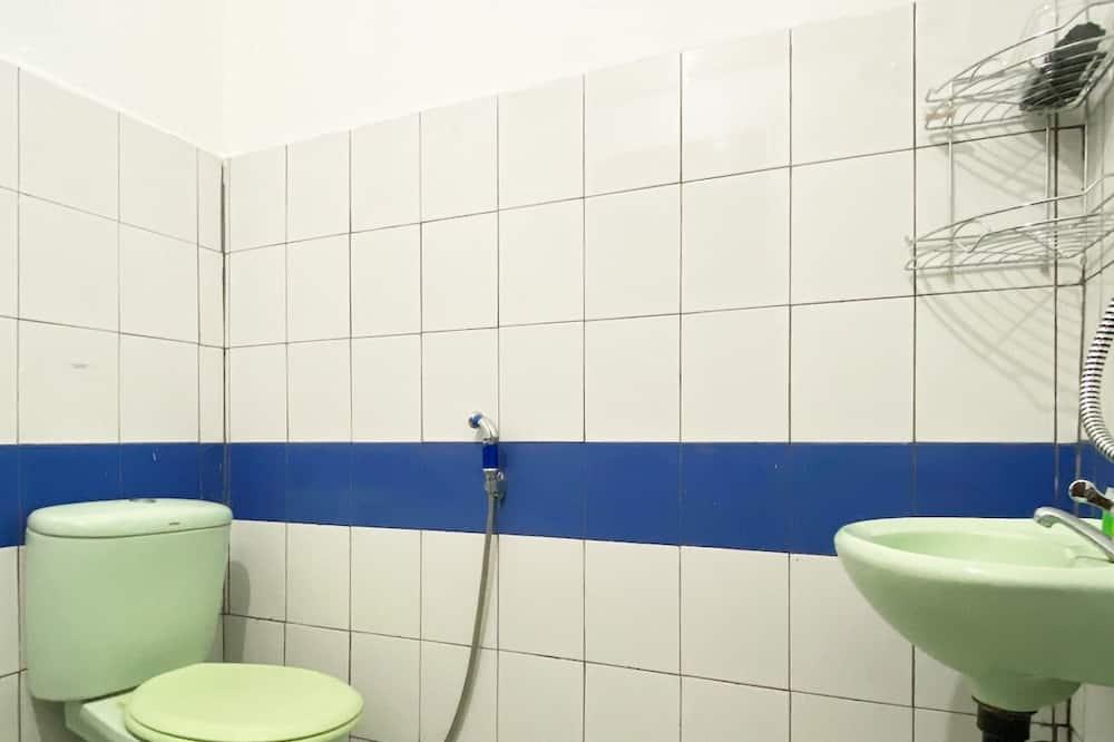Værelse - privat badeværelse - Badeværelse