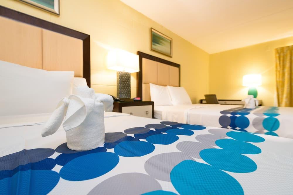 Two Queen Beds - Guest Room