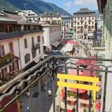 Apartman, s kupaonicom, pogled na planinu - Pogled s balkona