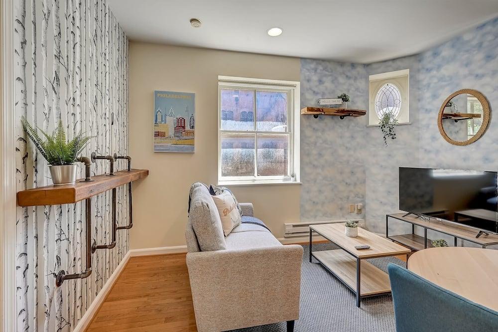 Διαμέρισμα, Κουζίνα (2 Bedrooms) - Καθιστικό