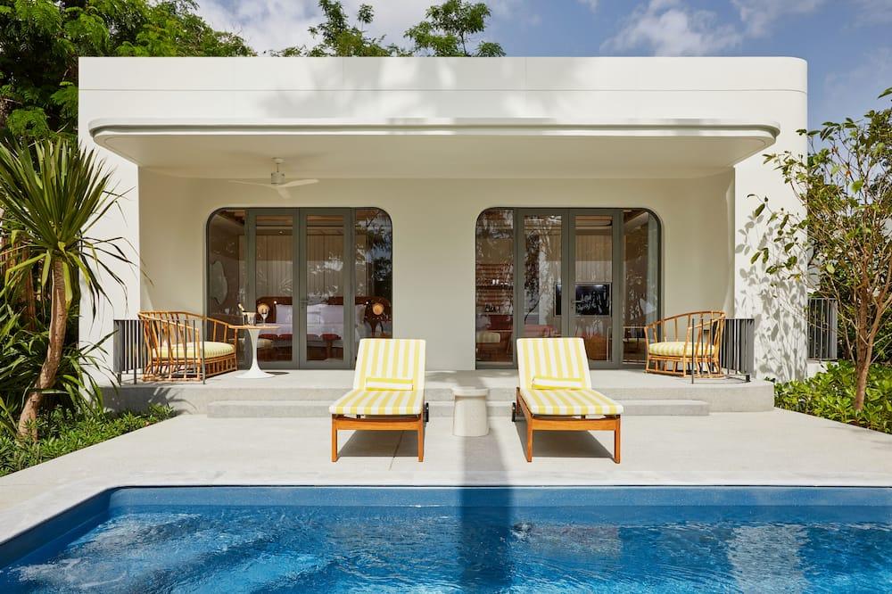 Villa, Beachside - Private pool