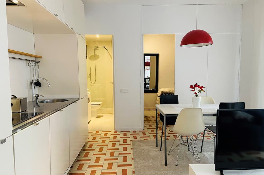 Appartement, 1 grand lit - Photo principale