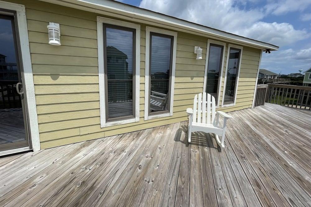 Rekreačná chata, 5 spální - Balkón