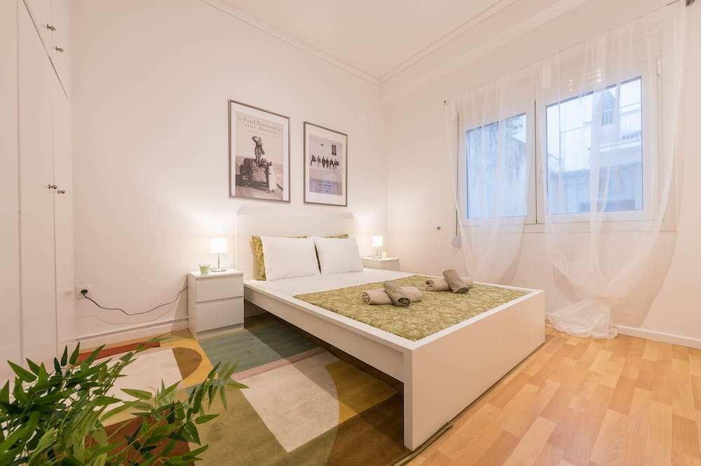 Pilsētklases dzīvokļnumurs, 1 divguļamā gulta un dīvāngulta - Galvenais attēls