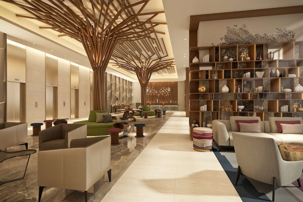 Doubletree by Hilton Sharjah Waterfront Hotel & Residences