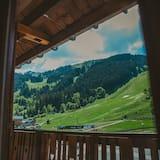 Perhehuone neljälle - Vuoristonäköala