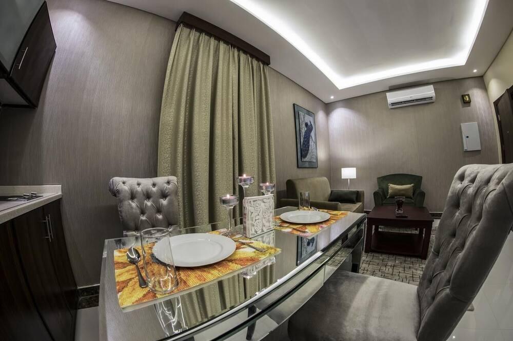 Business-Apartment, 3Schlafzimmer - Wohnzimmer