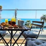 Luksusa vienvietīgs numurs - Skats no balkona