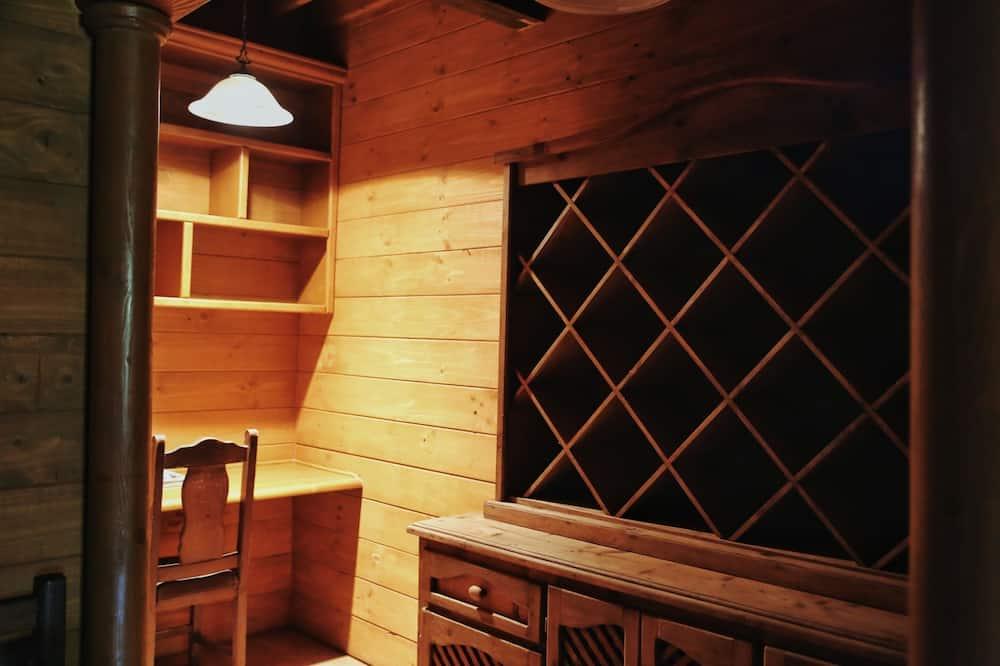 Cabine, 3 Quartos - Área de Estar