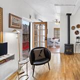 Будинок (Casita del Viajero - Charming Adobe S) - Вітальня