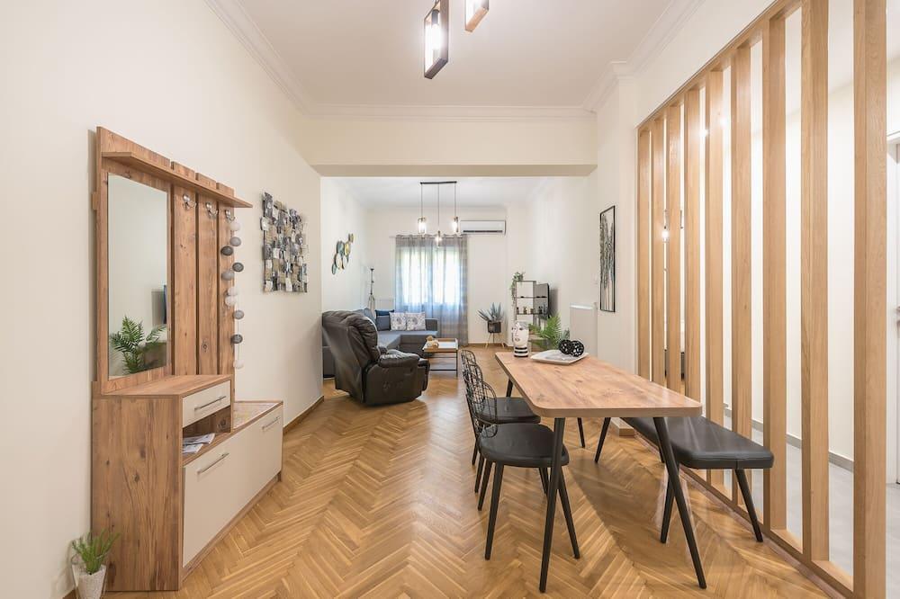 Pilsētklases dzīvokļnumurs - Galvenais attēls