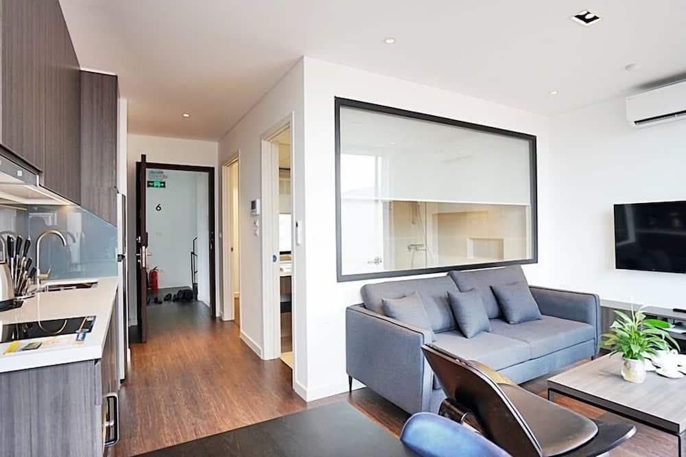 Modern Apartment 21 - Living Area