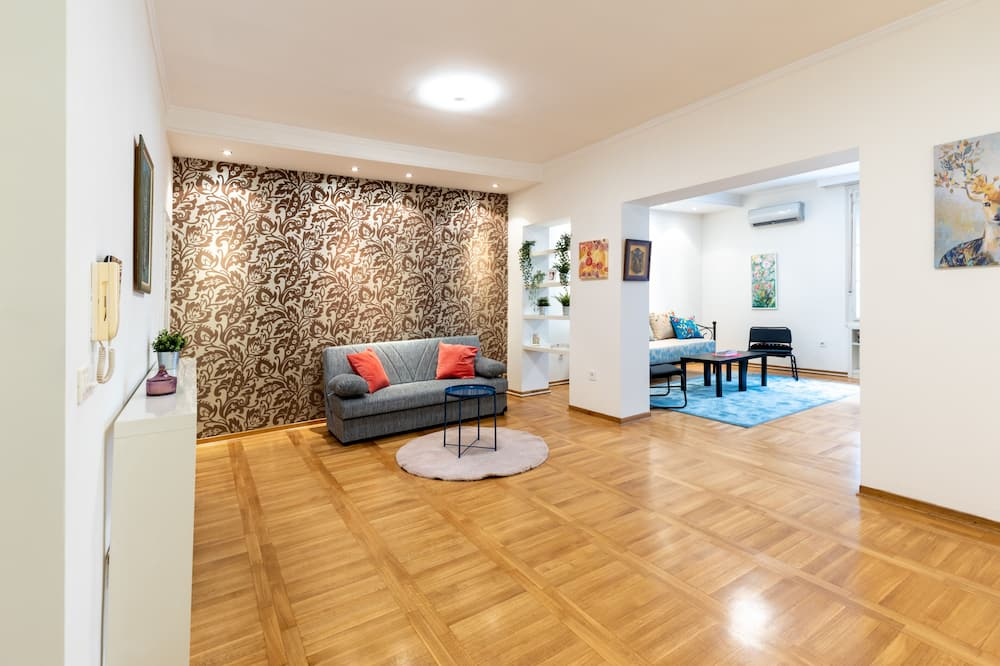 Appartement Deluxe - Coin séjour