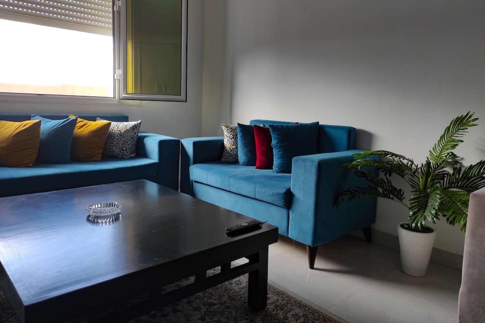 Cozy Apartement Biophilic Design