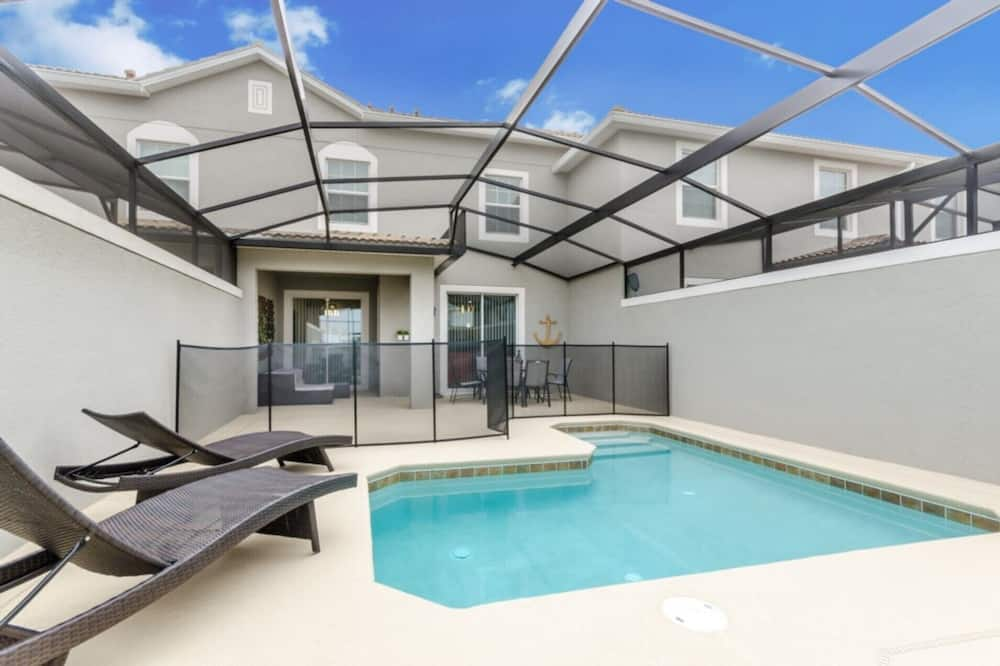 5 Star Townhome on Champions Gate Resort With First Class Amenities, Orlando Townhome 2849