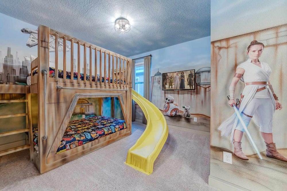 Exclusive 5 Star Villa With Private Pool on Encore Resort at Reunion, Orlando Villa 4490