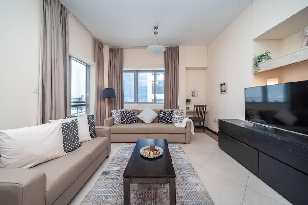 舒適公寓, 1 間臥室, 城市景 - 特色相片