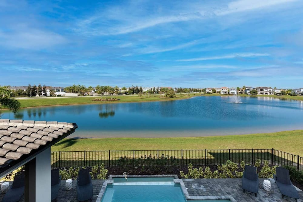 Exclusive Villa With Large Private Pool on Reunion Resort and Spa, Orlando Mansion 4650