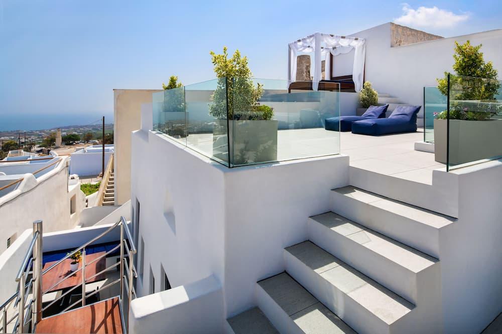 Villa, 2 camas queen-size - Varanda