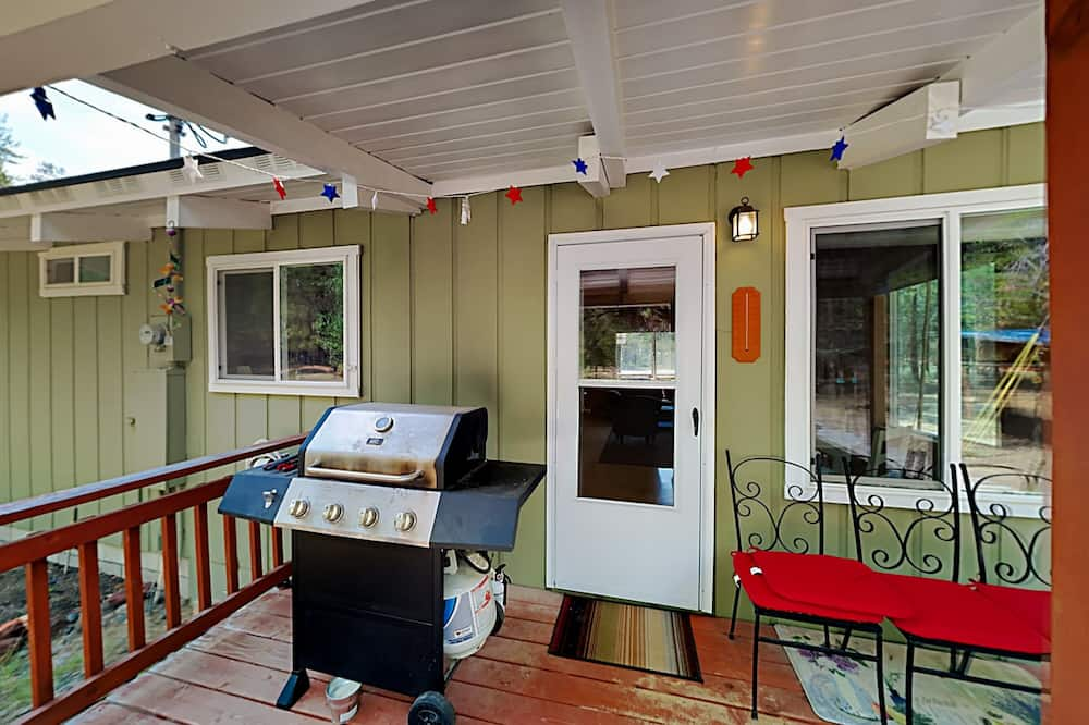 單棟房屋, 2 間臥室 - 露台