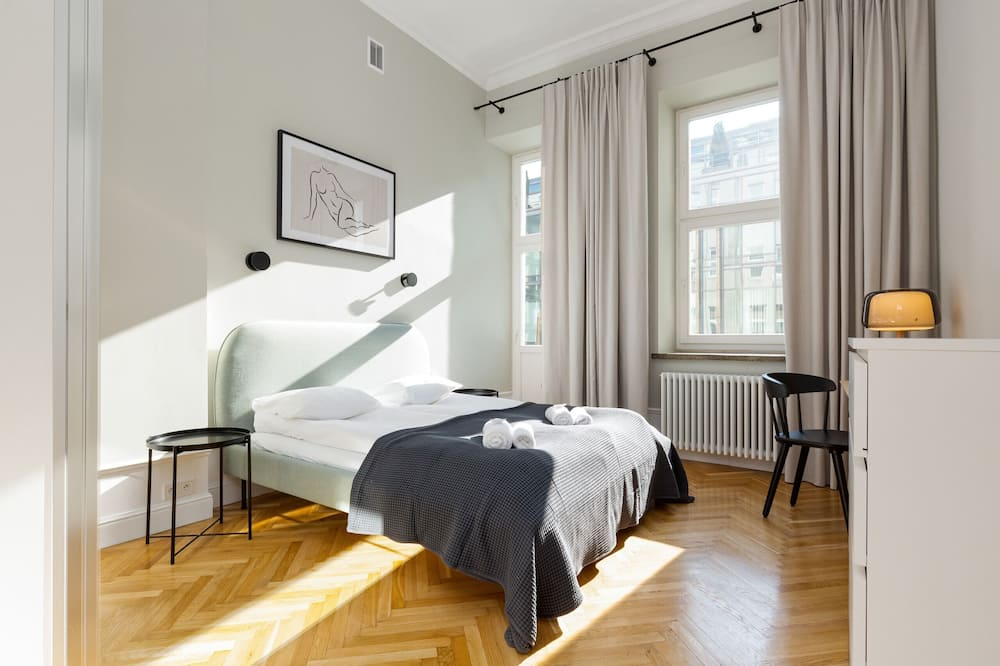 Apartment Boduena Warsaw by Renters