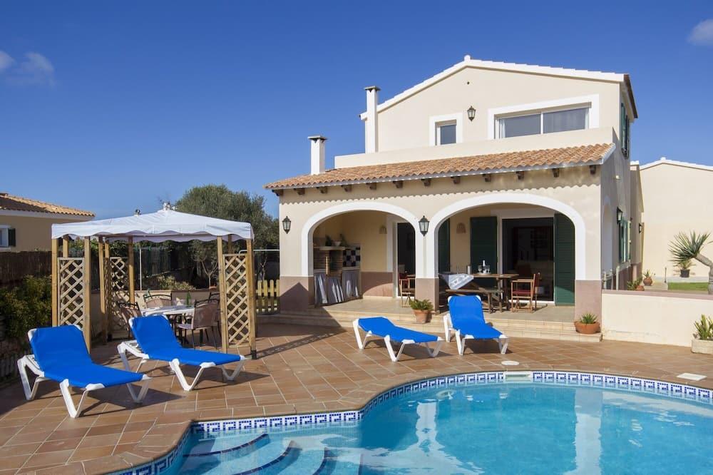 Tali 3 Bedroom Villa Cala n Blanes